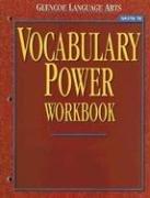 9780078262326: Glencoe Language Arts Vocabulary Power Workbook Grade 10