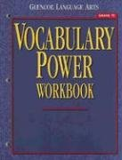 9780078262340: Glencoe Language Arts Vocabulary Power Workbook Grade 11