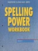 9780078262388: Glencoe Language Arts Spelling Power Workbook Grade 6