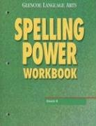 9780078262425: Glencoe Language Arts Spelling Power Workbook Grade 8