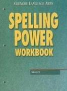 9780078262449: Glencoe Language Arts Spelling Power Workbook Grade 9