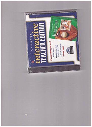 9780078262999: Interactive Teacher Edition CD-ROM Course 3 Green (Glencoe Literature The Reader's Choice)