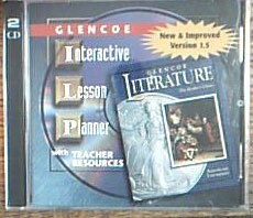 9780078263132: Glencoe Literature Interactive Lesson Planner American Literature Grade 11 CD-Rom