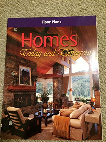 9780078263521: Homes: Today and Tomorrow, Floor Plans