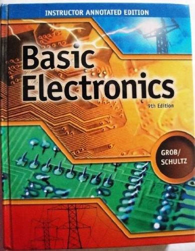 9780078271298: Basic Electonics