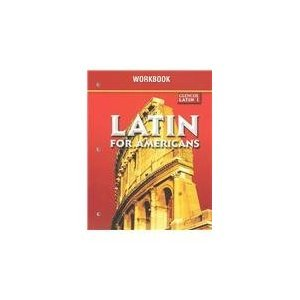 9780078272752: Latin for Americans, Annotated Teacher Edition  (English and Latin Edition)