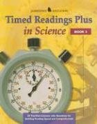 9780078273728: Timed Readings Plus in Science: Book 3