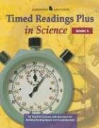 9780078273742: Timed Readings Plus in Science: Book 5