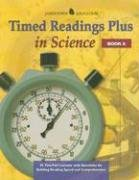 9780078273759: Timed Readings Plus in Science: Book 6