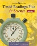 9780078273766: Timed Readings Plus in Science: Book 7