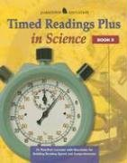 9780078273780: Timed Readings Plus in Science: Book 9