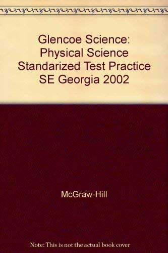 9780078274572: Glencoe Science: Physical Scie