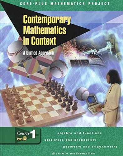 9780078275388: Contemporary Mathematics in Context: A Unified Approach, Course 1, Part B, Student Edition