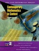 9780078275418: Contemporary Mathematics in Context: A Unified Approach, Course 2, Part A, Student Edition
