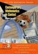 9780078275456: Contemporary Mathemaitcs in Context: A Unified Approach, Course 3, Part A, Student Edition