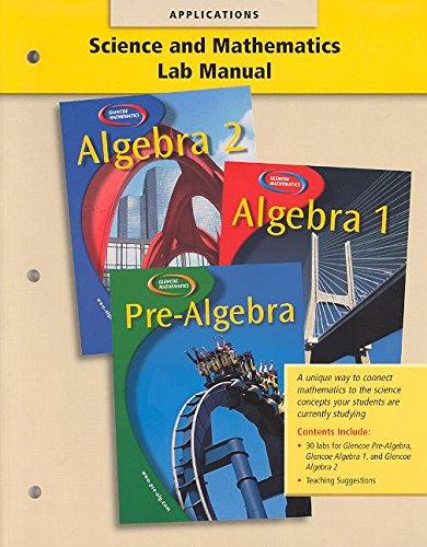 9780078277603: Science and Mathematics Lab Ma