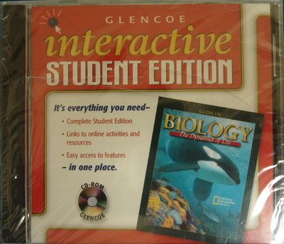 9780078278136: Biology the Dynamics of Life Interactive Student Edition