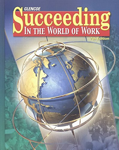9780078280337: Succeeding in the World of Work, Student Edition