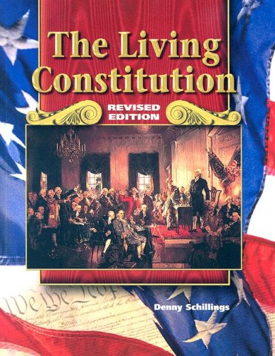 The Living Constitution: McGraw-Hill Education Staff;