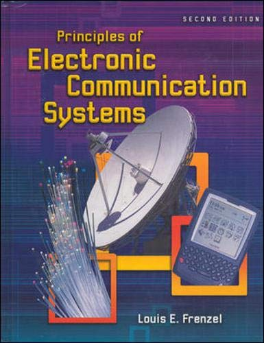 9780078281310: Principles of Electronic Communication Systems, Student Edition
