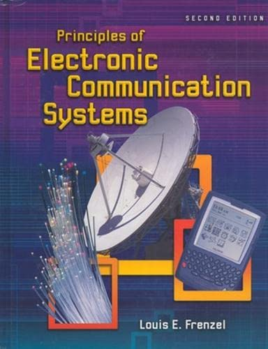 9780078281327: Principles of Electronic Communication Systems Student Edition with CD