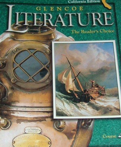 9780078281440: Glencoe Literature: Reader's Choice Course 4 California Edition