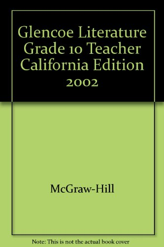 9780078281501: Literature The Reader's Choice Course 5 Teacher's Wraparound Ed. (California Edition)
