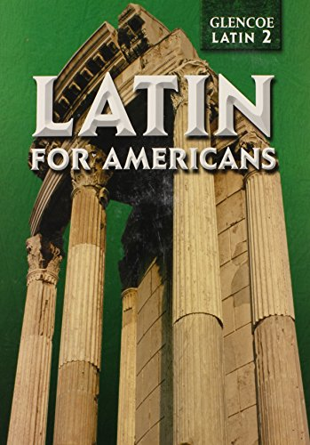 9780078281761: Latin for Americans Level 2 Student Edition