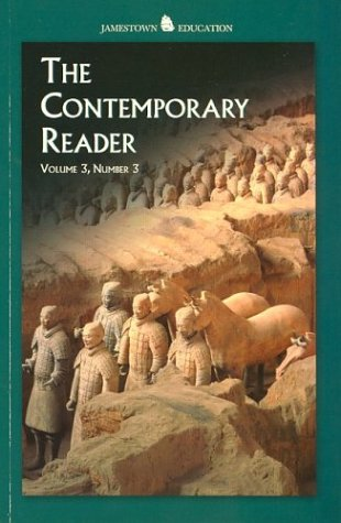 9780078283390: The Contemporary Reader: Volume 3, Number 3