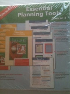 9780078283512: Glencoe Literature - The Reader's Choice Course 3/Grade 8 - Essential Planning Tools Binder