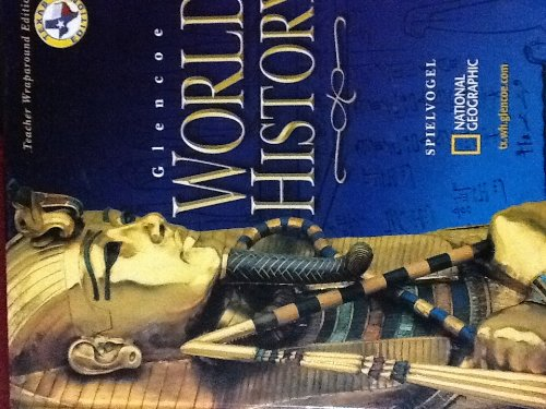 9780078285554: Glencoe World History TWE Texas Edition 2003