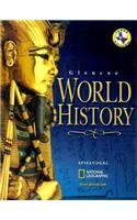 9780078285578: Glencoe World History Texas Edition
