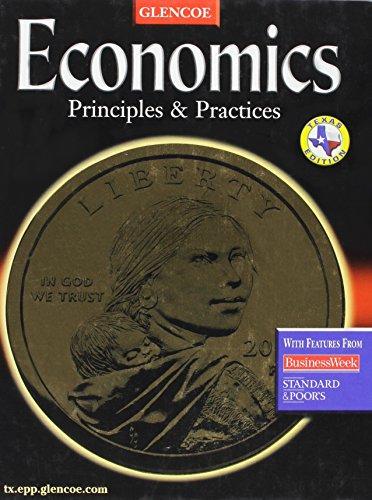 9780078285622: Economics: Principles and Practices Texas Student Edition 2003