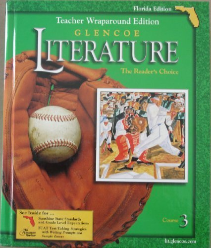 9780078286001: Literature The Readers Choice Course 3
