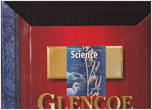 9780078286957: Glencoe Science: Level Blue, Fast File Chapter Resource Books (23 Books)