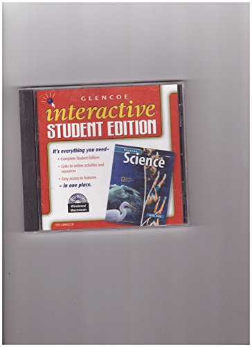 9780078288463: Glencoe Science: Level Blue, Interactive Student Edition 2003