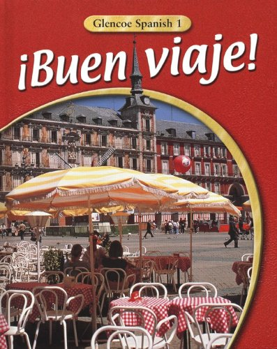 9780078288609: ¡Buen viaje! Level 1 Student Edition (Spanish and English Edition)