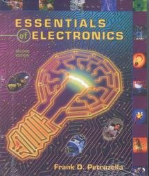 Essentials Of Electricity For Apprenticeship 2003: Frank D. Petruzella