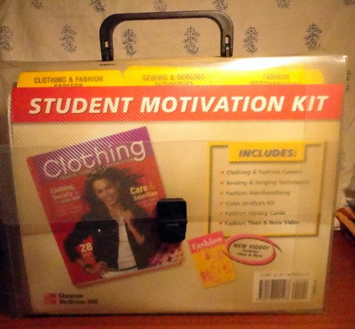 9780078290107: Clothing: Fashion, Fabrics and Construction Student Motivation Kit