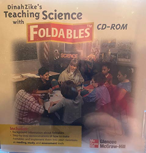 9780078290350: Didah Zike's Teaching Science with Foldables