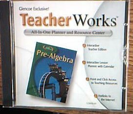 9780078290503: Glencoe Pre-Algebra Teacher Works