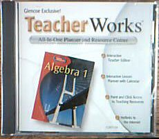 9780078290572: Algebra 1 TeacherWorks by Glencoe