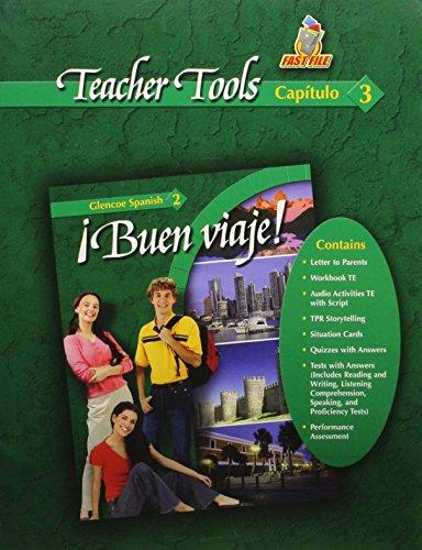 9780078291845: Buen Viaje! Spanish 2 Lesson Plans
