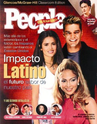 9780078292002: People en Español Volume 1, Student Magazine (People en Espanol)