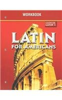 9780078292224: Latin for Americans Level 1: Writing Activities Workbook