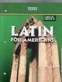 Glencoe Latin for Americans Test Book: multiple
