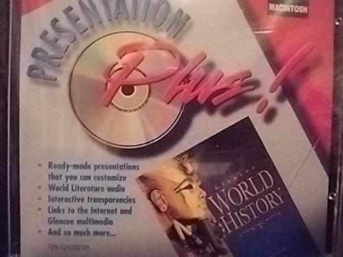 9780078292828: Glencoe World History, Presentation Plus! CD-Rom, Macintosh
