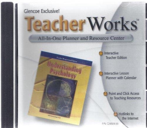 9780078293092: Glencoe Teacher Works All-In-One Planner and Resource Center Understanding Psychology