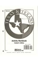 9780078293290: Texas and Texans, Activity WOR
