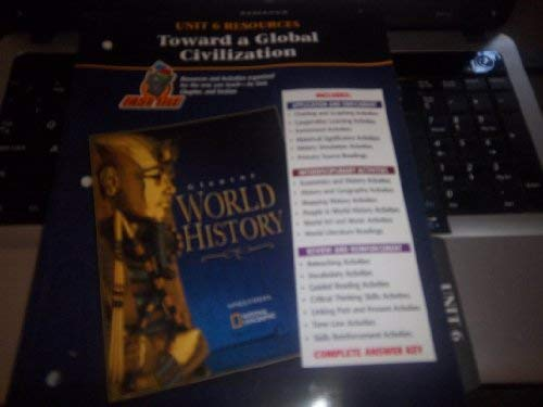Glencoe World History, Unit 6 Resources: McGraw-Hill
